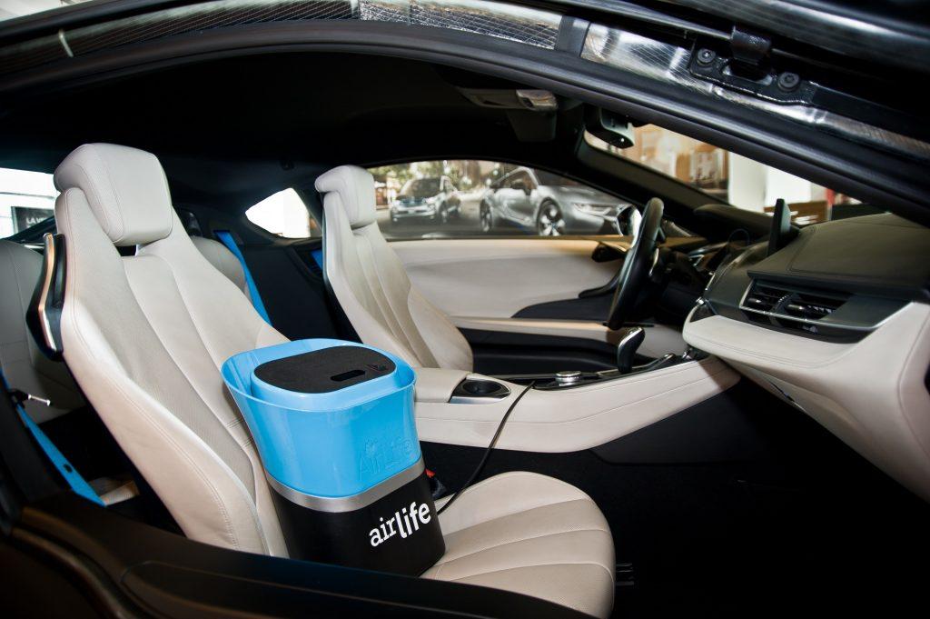 """Los """"tacos"""" y semáforos en rojo aumentan un 40% la contaminación dentro de los autos"""