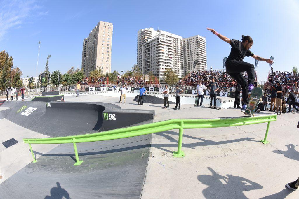 Monster Energy presenta exhibiciones de freestyle y el campeonato nacional de skate