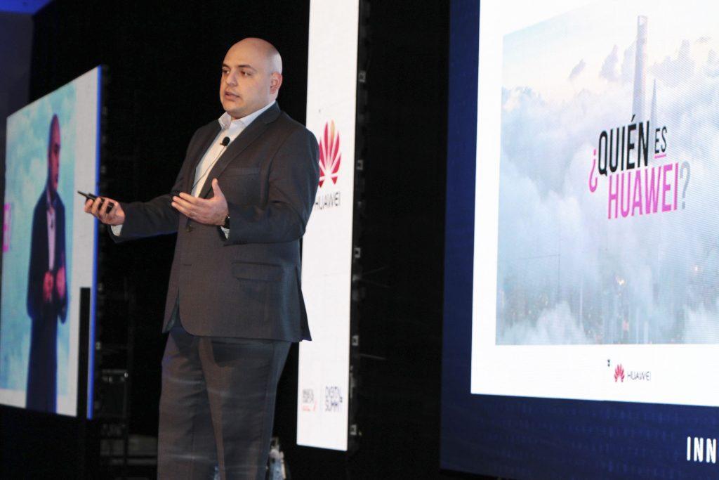 Huawei participó en la quinta  versión del Digital Summit 2018