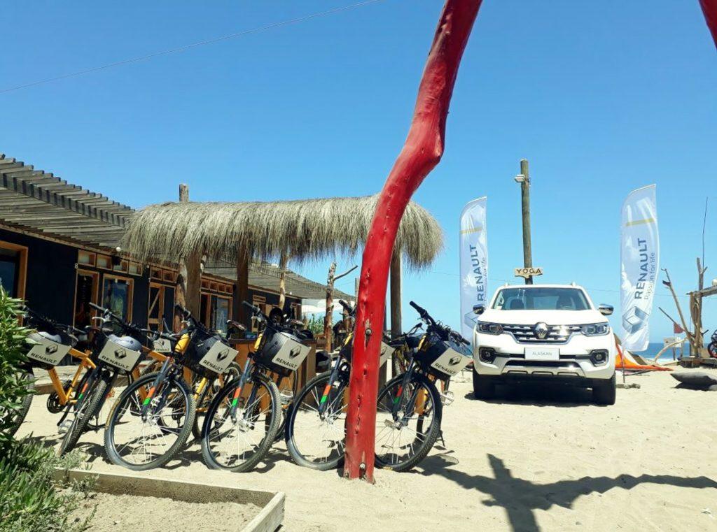 #VeranoRenault Bike Life en Maitencillo