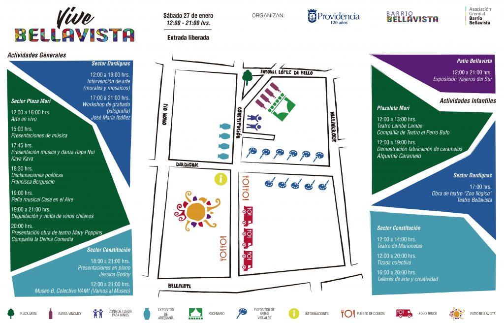 Barrio Bellavista celebra su aniversario con este evento