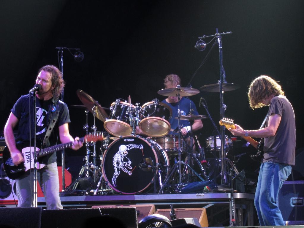 Pearl Jam se presentará en Chile el 13 de marzo