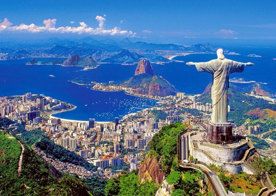 Lo que necesitas para ir de vacaciones a Brasil