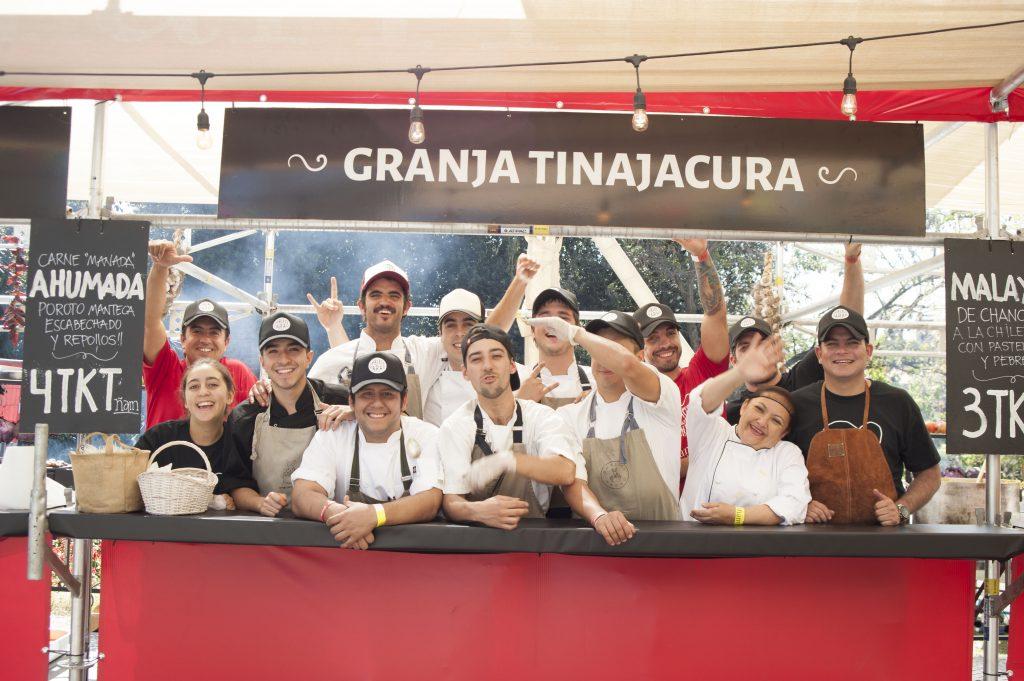 Ñam 2018: Comienza el festival de cocina más importante en Chile