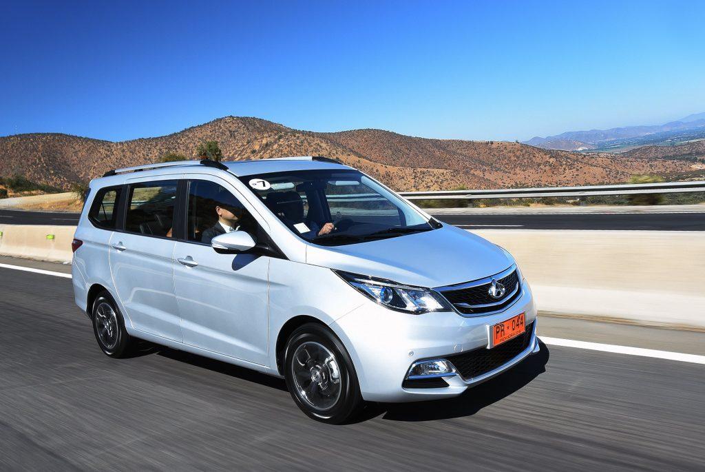 Changan A500: una innovadora y amplia opción de transporte para la familia