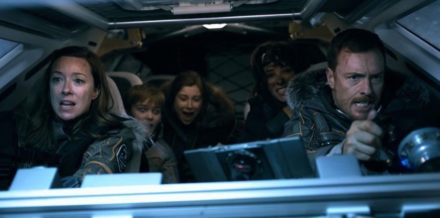 Netflix debuta el teaser y primera mirada dePerdidos en el espacio