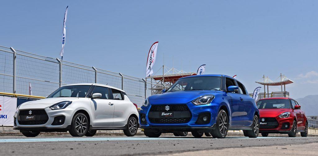 Suzuki logra el primer lugar de ventas