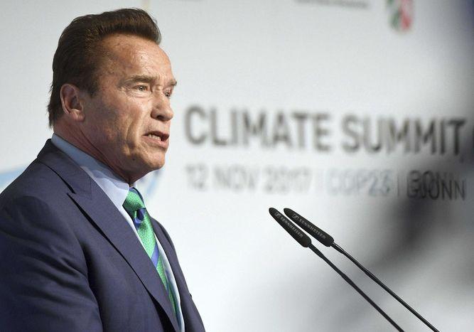 Schwarzenegger: Siete millones de personas mueren al año por contaminación atmosférica