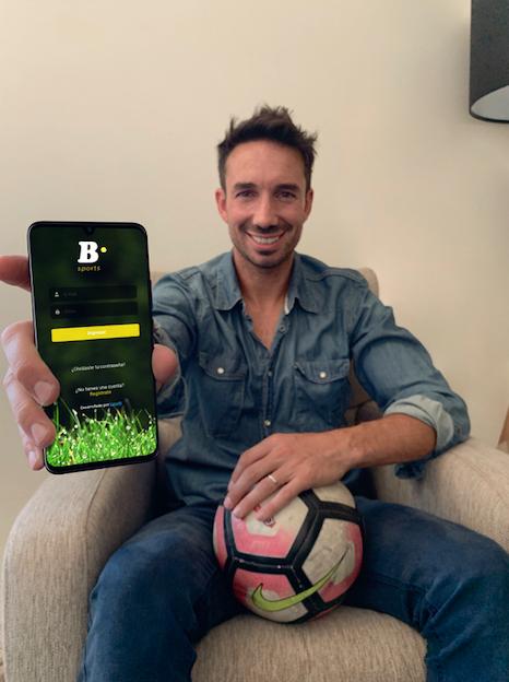 Aplicación Bsports será financiada y patrocinada por Huawei