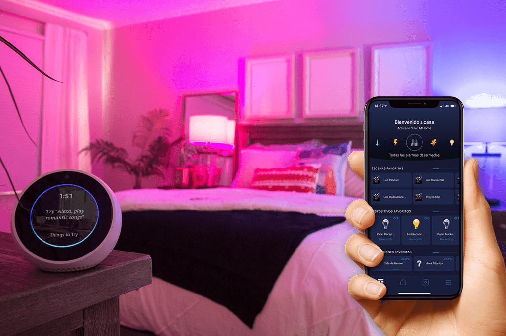 Las 5 razones para incorporar tecnología inteligente en el hogar