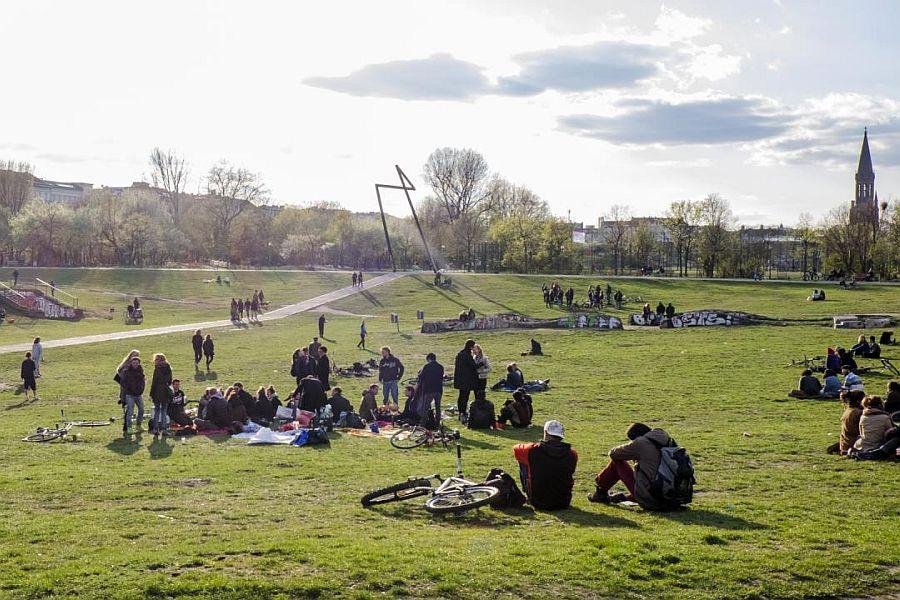 La polémica surge en Alemania por permitir la venta de drogas en parques