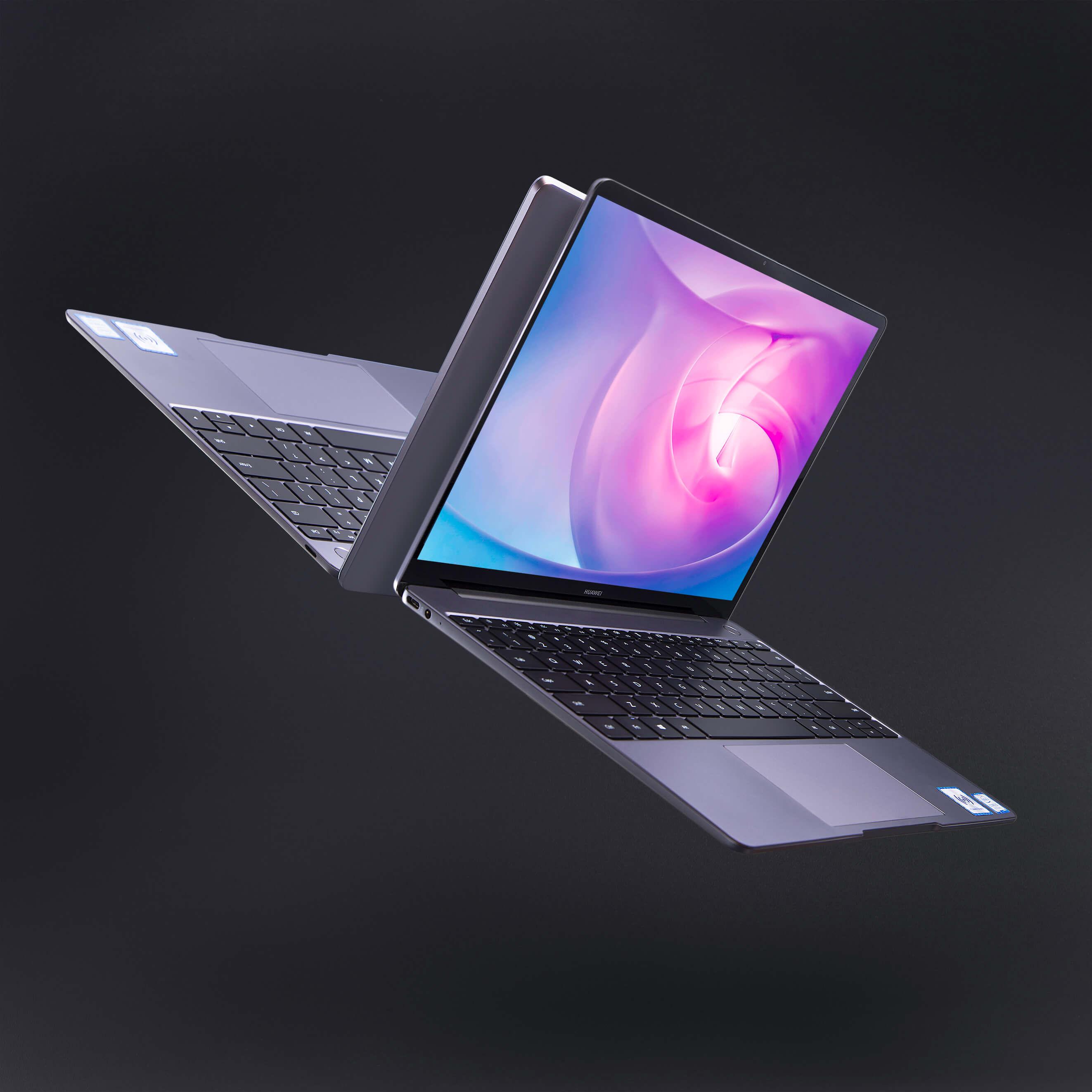 La nueva MateBook 13 es la nueva notebook de Huawei